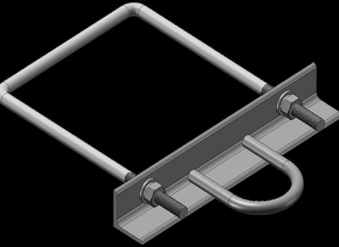 Armătura de întindere cu brătară - AUB