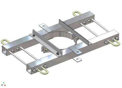Consola de întindere – compactă - CIT 45